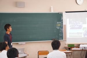 卒業生講演2