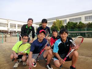 ソフトテニス部2