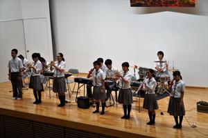中学校音楽部1